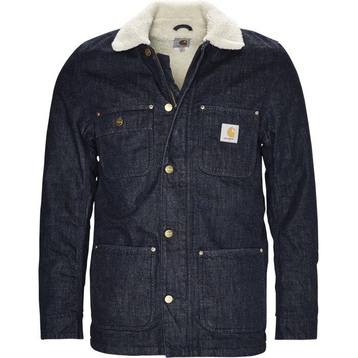 Phoenix Coat - Jakker - Blå